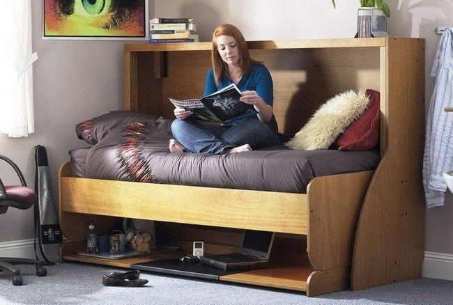 Desk bed – is a new generation of furniture for modern living1