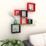 wall-shelf-set-of-6-nesting-square-wall-shelves-from-decornation-red-black (1)