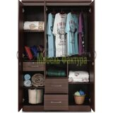 stylespa-florida-three-door-wardrobe-honey-brown-finish (2)